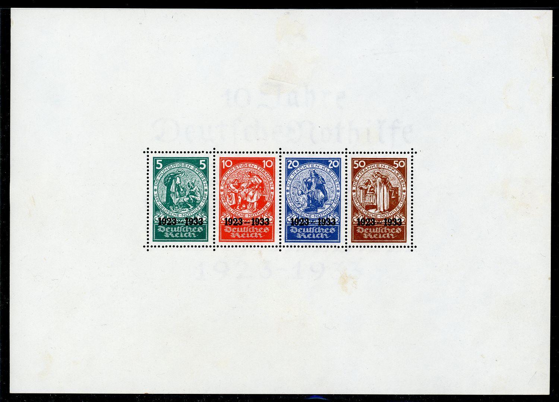 Lot 3362 - Deutsches Reich  -  Auktionshaus Klüttermann GmbH Auction number 1