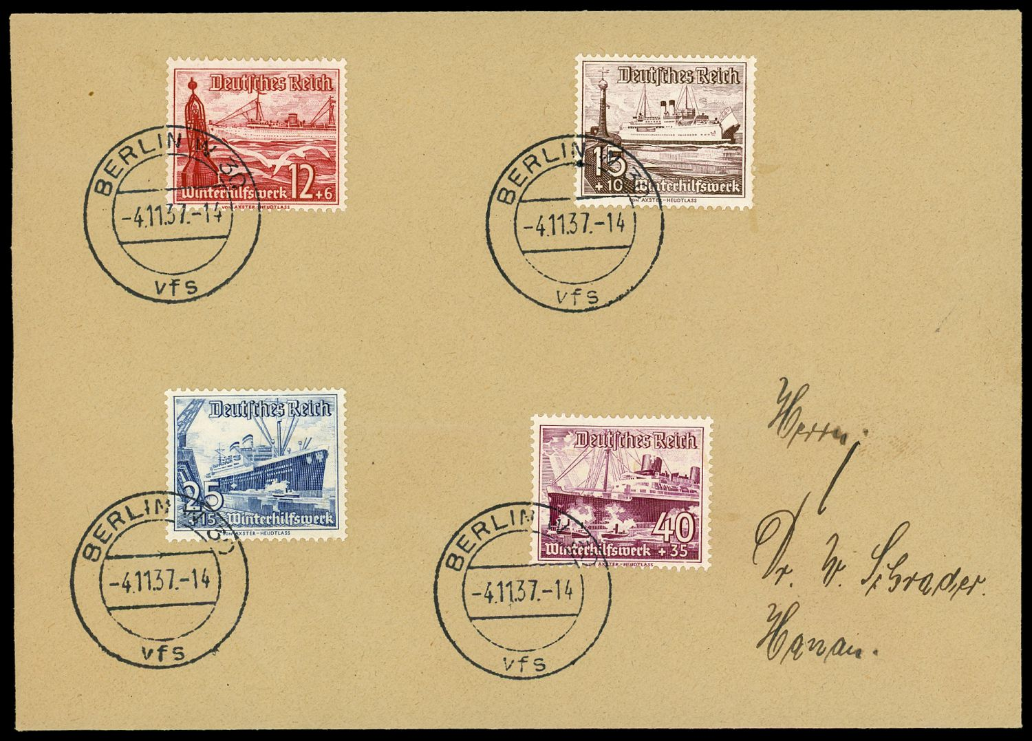Lot 3486 - Deutsches Reich  -  Auktionshaus Klüttermann GmbH Auction number 1