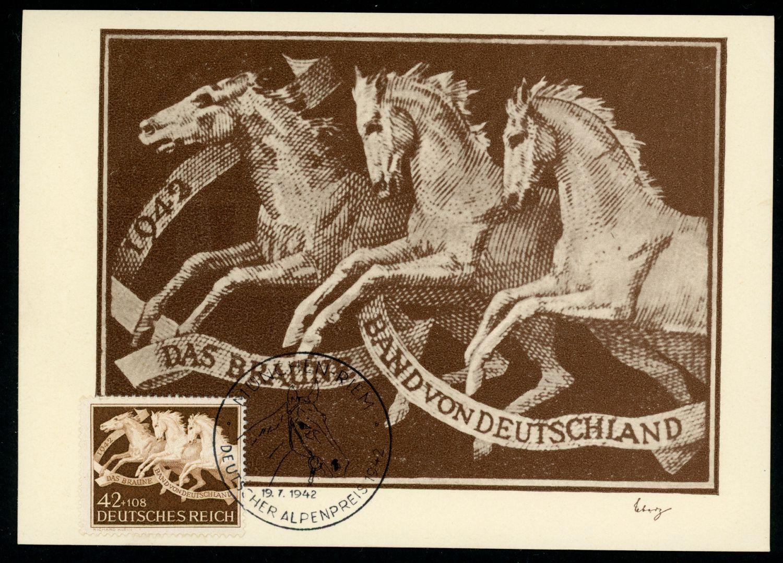 Lot 3596 - Deutsches Reich  -  Auktionshaus Klüttermann GmbH Auction number 1