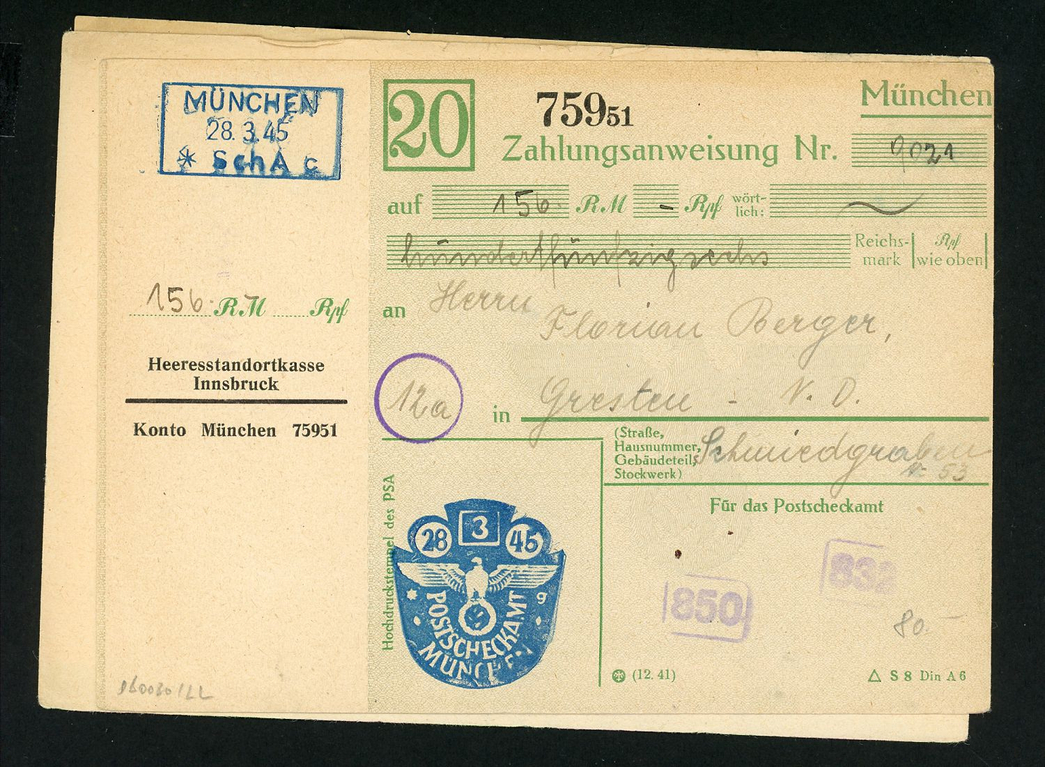 Lot 4473 - BRESLAU Heimatsammlung  -  Auktionshaus Klüttermann GmbH Auction number 1