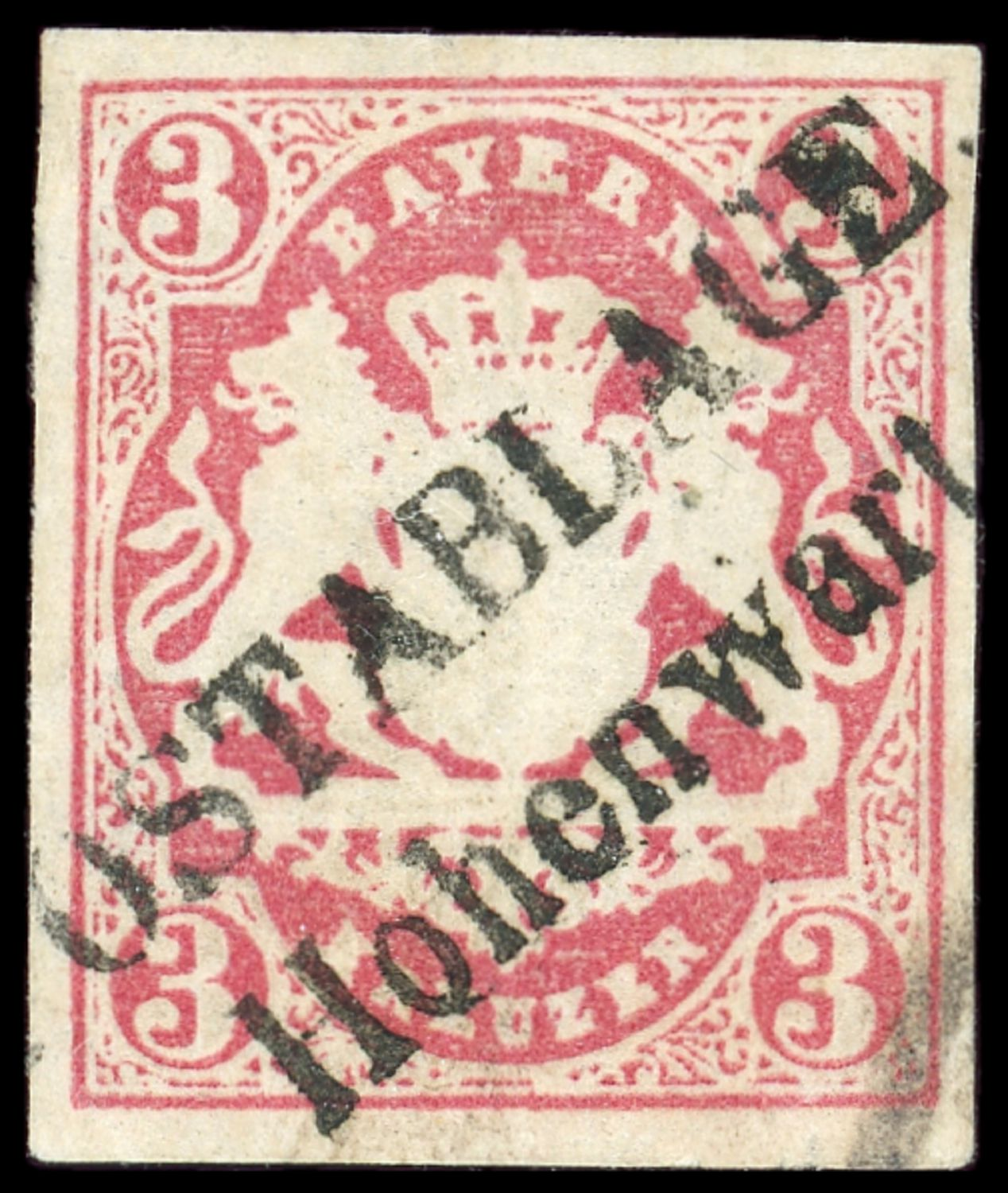 Lot 461 - Bayern  -  Auktionshaus Klüttermann GmbH Auction number 1