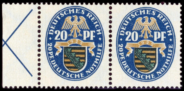 Lot 4805 - deutsches reich heftchenblätter  -  Auktionshaus Klüttermann GmbH Auction number 1