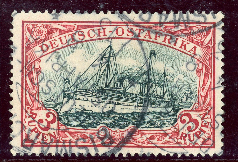 Lot 5251 - deutsch-ostafrika  -  Auktionshaus Klüttermann GmbH Auction number 1
