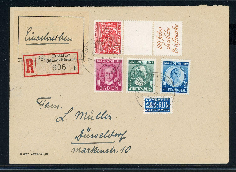 Lot 7057 - französische zone rheinland-pfalz  -  Auktionshaus Klüttermann GmbH Auction number 1