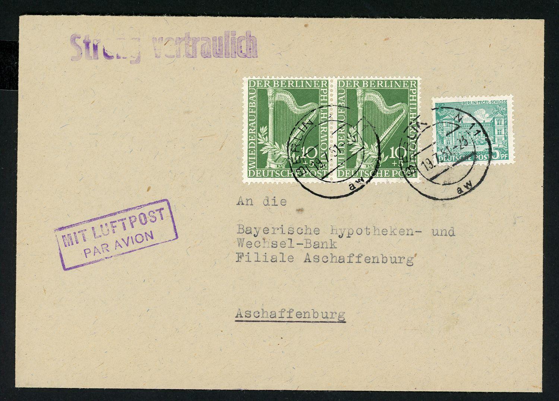 Lot 7596 - berlin  -  Auktionshaus Klüttermann GmbH Auction number 1