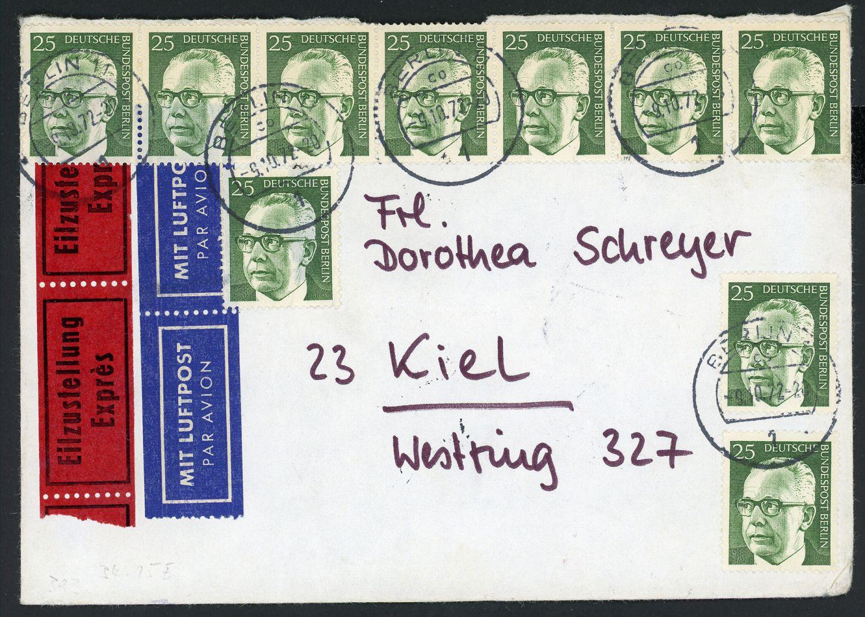 Lot 7824 - berlin  -  Auktionshaus Klüttermann GmbH Auction number 1