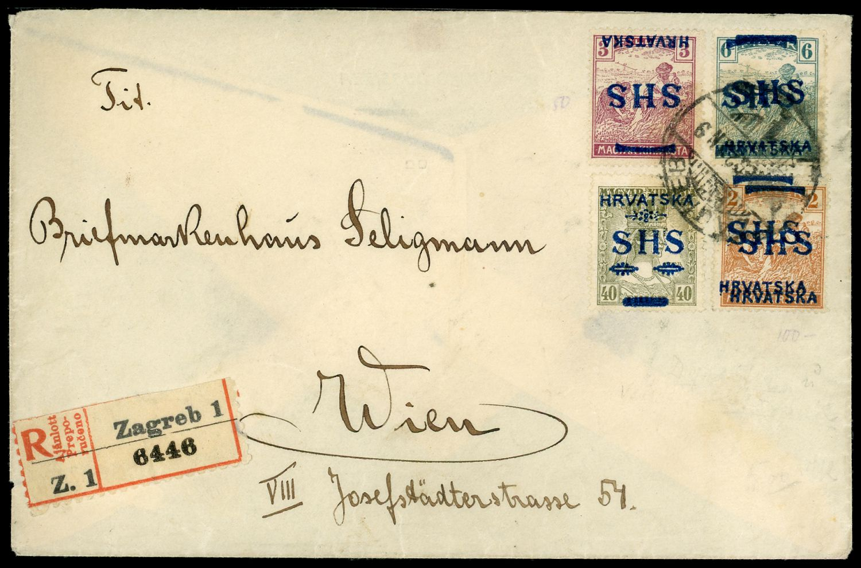 Lot 9471 - jugoslawien  -  Auktionshaus Klüttermann GmbH Auction number 1