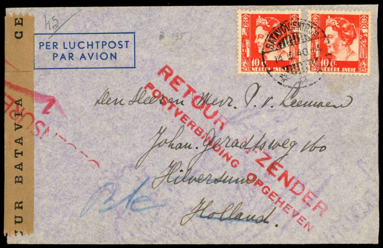 Lot 9516 - niederlande-vorphilatelie und stempel  -  Auktionshaus Klüttermann GmbH Auction number 1