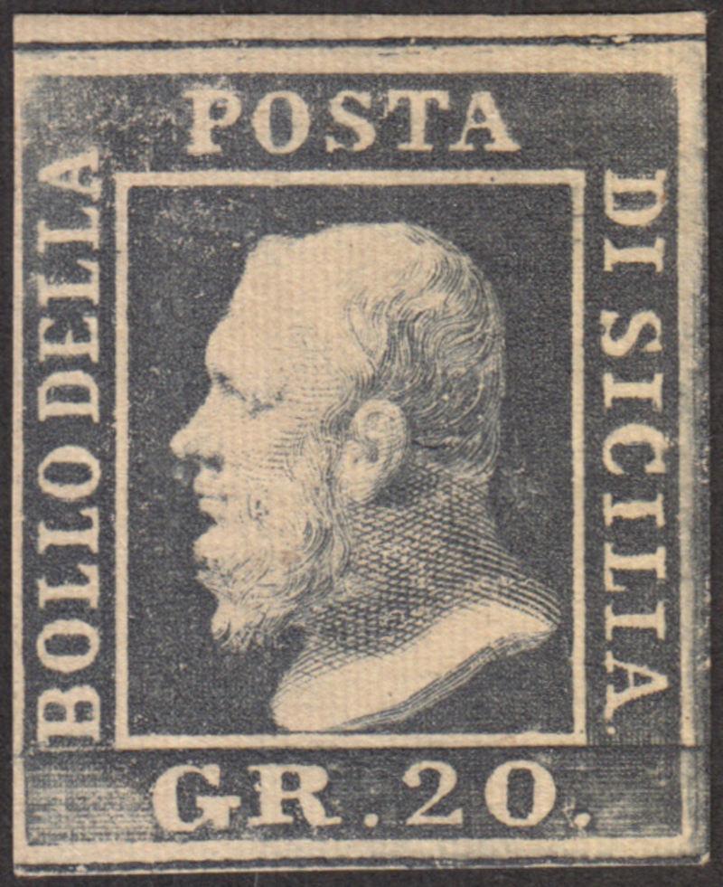 Lot 50 - ANTICHI STATI ITALIANI, SICILIA  -  Laser Invest S.R.L. LIVE PHILATELIC AUCTION #176
