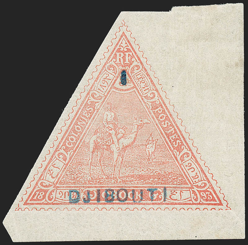 Lot 278 - europe and colonies france and colonies -  Robert A. Siegel International Sale 1229 Worldwide Stamps and Postal History