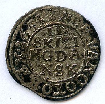 Lot 11 - Frederik III (1648-1670)  -  Skanfil Auksjoner AS  Public auction 211