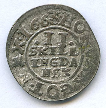 Lot 13 - Frederik III (1648-1670)  -  Skanfil Auksjoner AS  Public auction 211