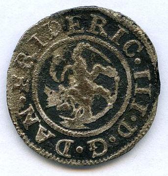 Lot 16 - Frederik III (1648-1670)  -  Skanfil Auksjoner AS  Public auction 211
