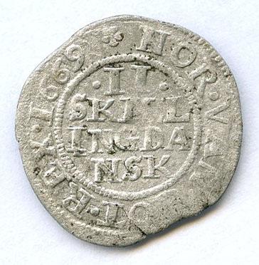 Lot 17 - Frederik III (1648-1670)  -  Skanfil Auksjoner AS  Public auction 211