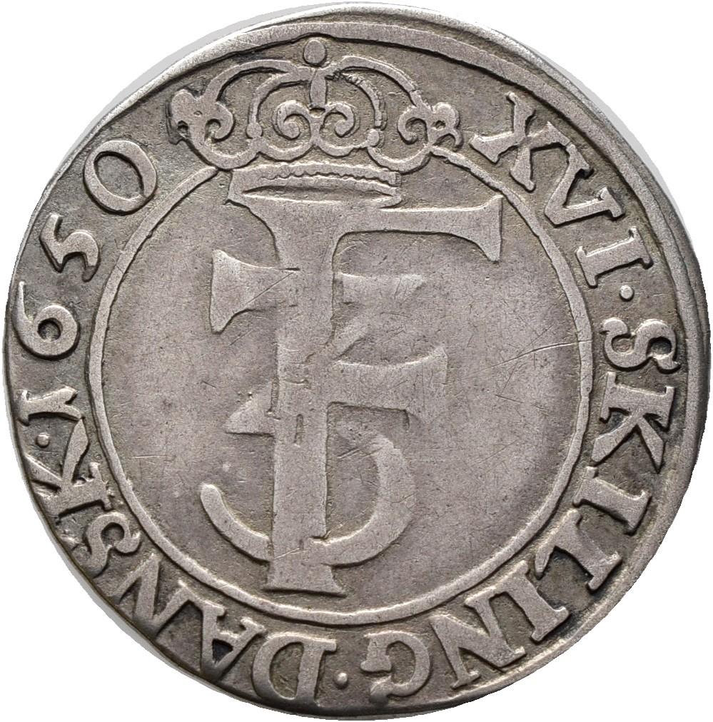 Lot 18 - Frederik III (1648-1670)  -  Skanfil Auksjoner AS  Public auction 211