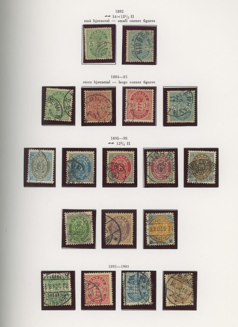 Lot 1947 - Danmark, samlinger og lotter (AFA)  -  Skanfil Auksjoner AS  Public auction 211