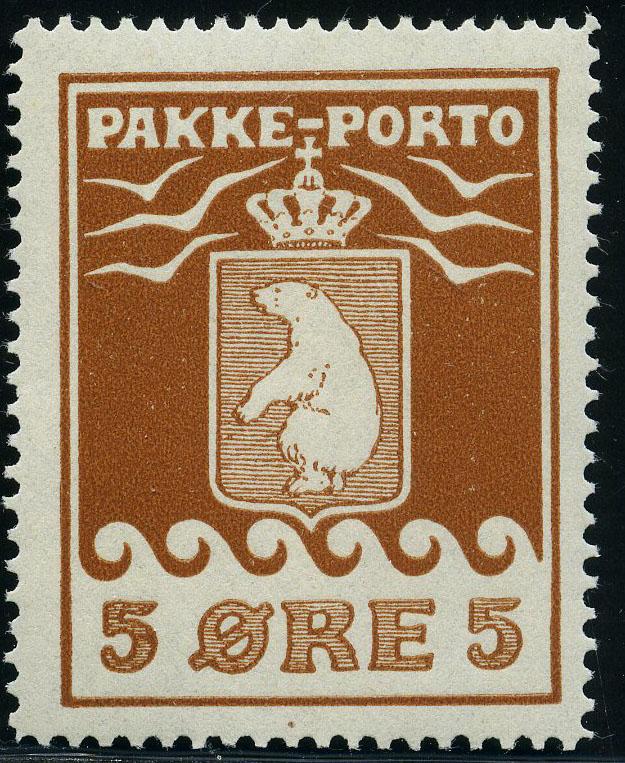 Lot 1976 - Grønland Pakkeporto  -  Skanfil Auksjoner AS  Public auction 211