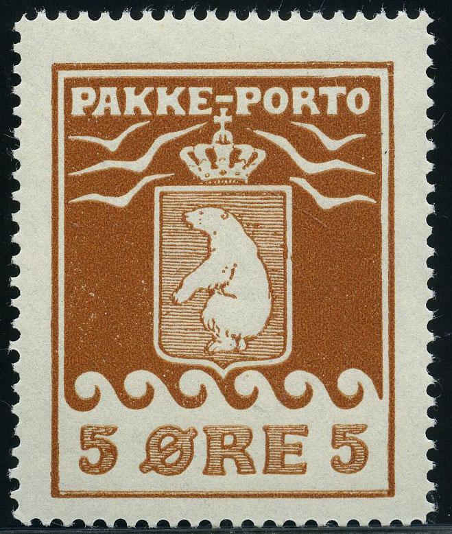 Lot 1977 - Grønland Pakkeporto  -  Skanfil Auksjoner AS  Public auction 211