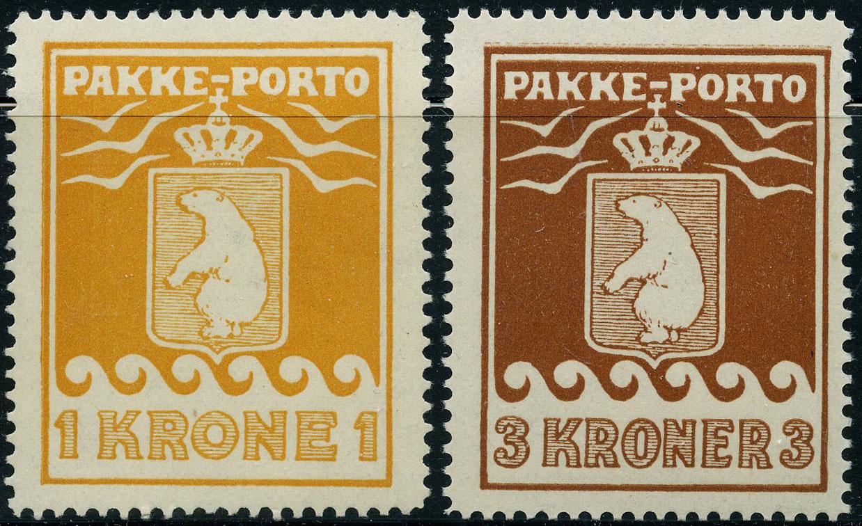 Lot 1981 - Grønland Pakkeporto  -  Skanfil Auksjoner AS  Public auction 211