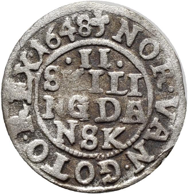 Lot 2 - Christian IV (1588-1648)  -  Skanfil Auksjoner AS  Public auction 211