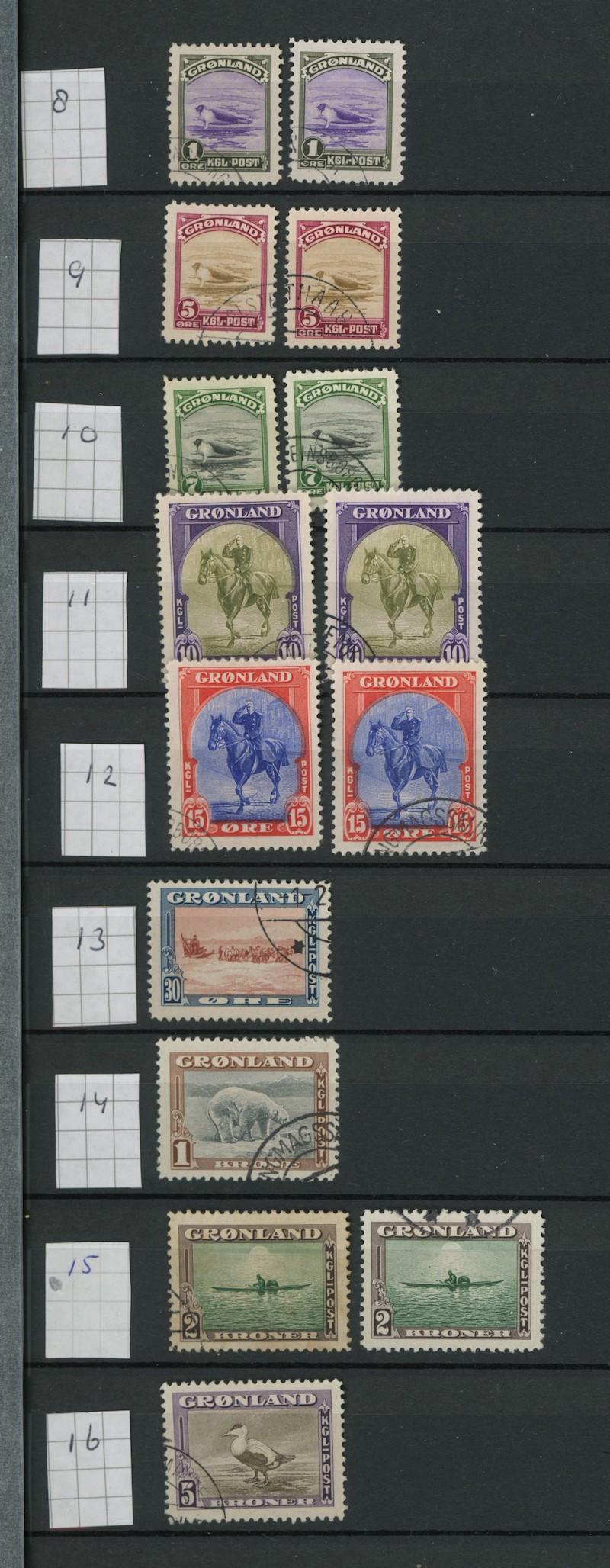 Lot 2004 - Grønland Samlinger og lotter  -  Skanfil Auksjoner AS  Public auction 211