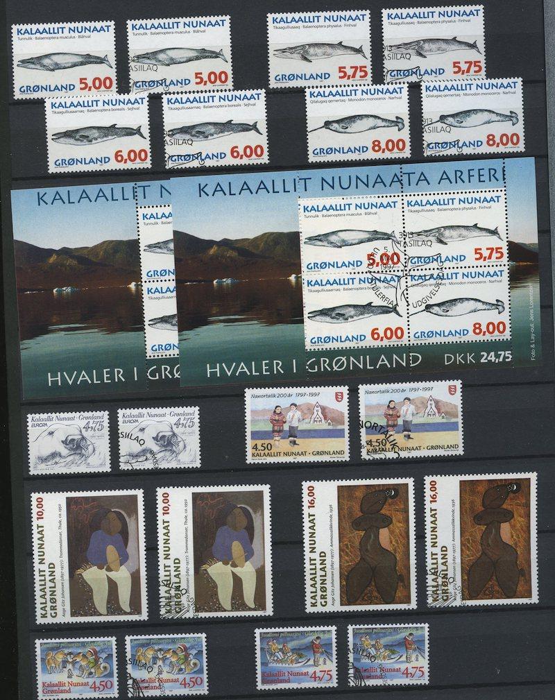 Lot 2005 - Grønland Samlinger og lotter  -  Skanfil Auksjoner AS  Public auction 211