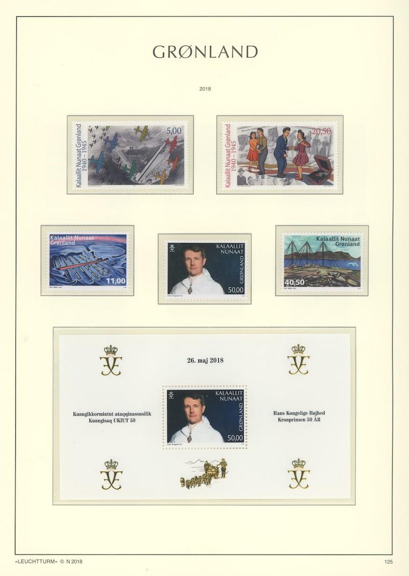Lot 2007 - Grønland Samlinger og lotter  -  Skanfil Auksjoner AS  Public auction 211
