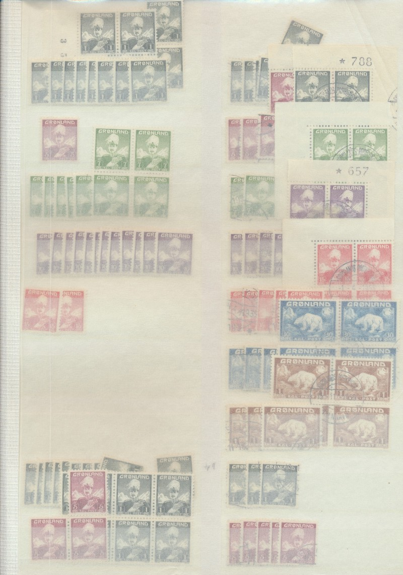 Lot 2010 - Grønland Samlinger og lotter  -  Skanfil Auksjoner AS  Public auction 211