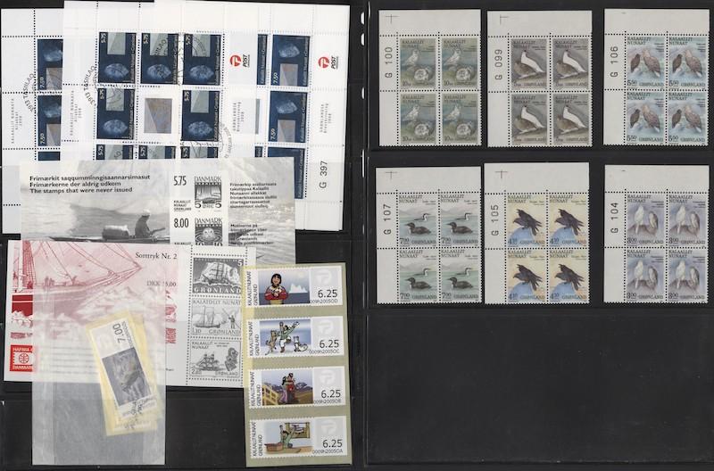 Lot 2011 - Grønland Samlinger og lotter  -  Skanfil Auksjoner AS  Public auction 211