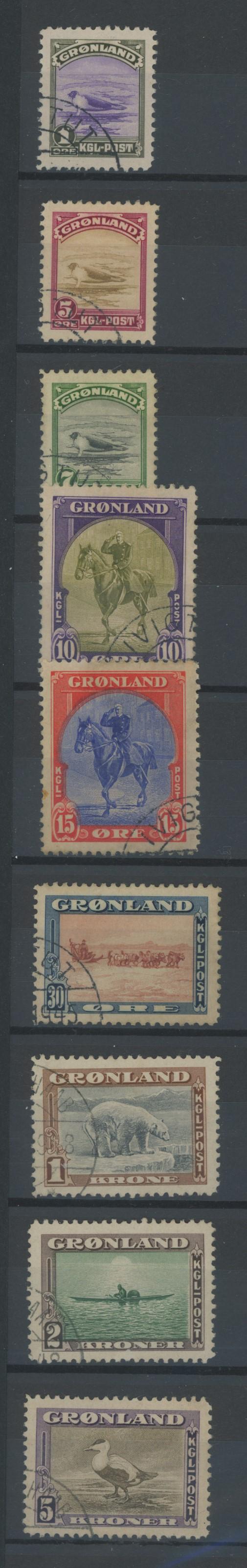 Lot 2013 - Grønland Samlinger og lotter  -  Skanfil Auksjoner AS  Public auction 211