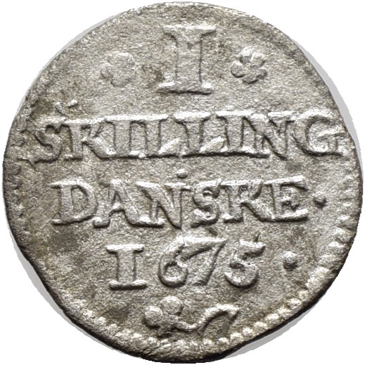 Lot 21 - Christian V (1670-1699)  -  Skanfil Auksjoner AS  Public auction 211