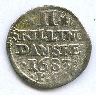 Lot 23 - Christian V (1670-1699)  -  Skanfil Auksjoner AS  Public auction 211