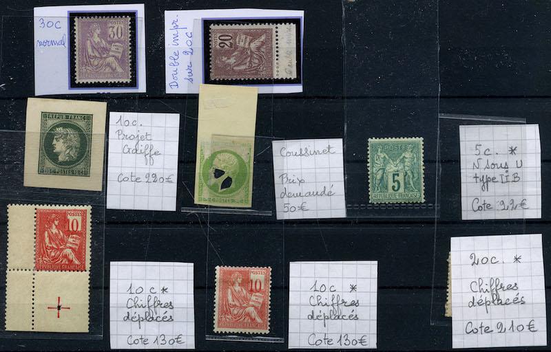 Lot 2303 - Frankrike samlinger/lotter (Michel)  -  Skanfil Auksjoner AS  Public auction 211