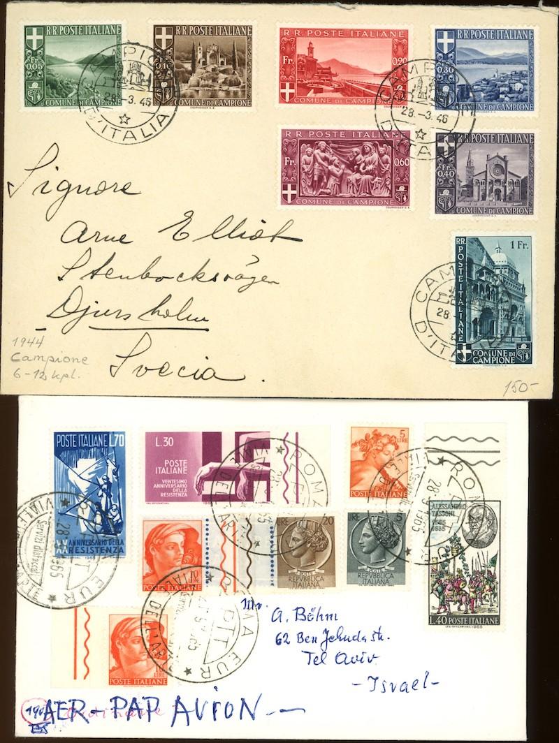 Lot 2323 - Italia (Michel)  -  Skanfil Auksjoner AS  Public auction 211
