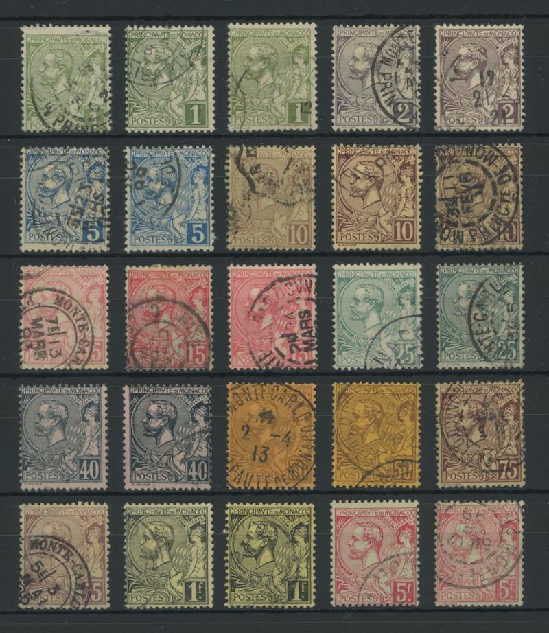 Lot 2345 - Monaco (Michel)  -  Skanfil Auksjoner AS  Public auction 211
