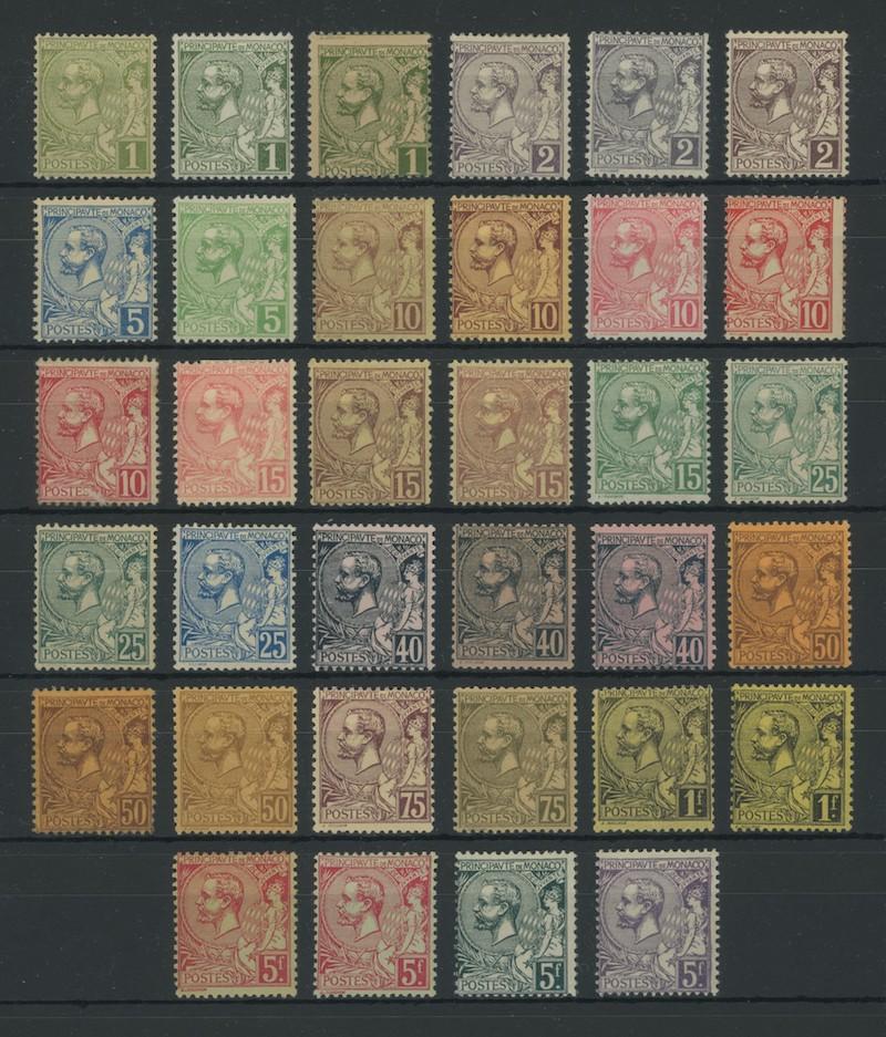 Lot 2346 - Monaco (Michel)  -  Skanfil Auksjoner AS  Public auction 211