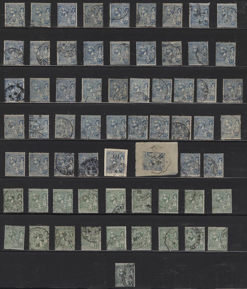 Lot 2347 - Monaco (Michel)  -  Skanfil Auksjoner AS  Public auction 211