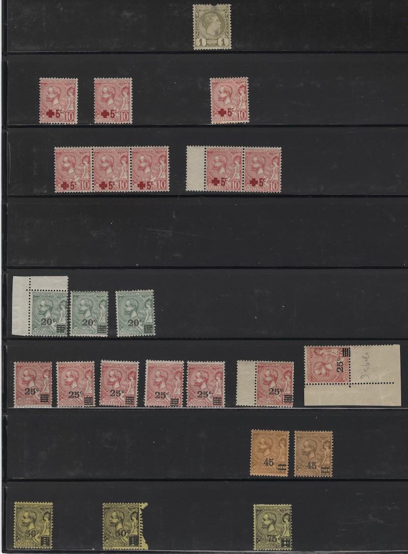 Lot 2348 - Monaco (Michel)  -  Skanfil Auksjoner AS  Public auction 211