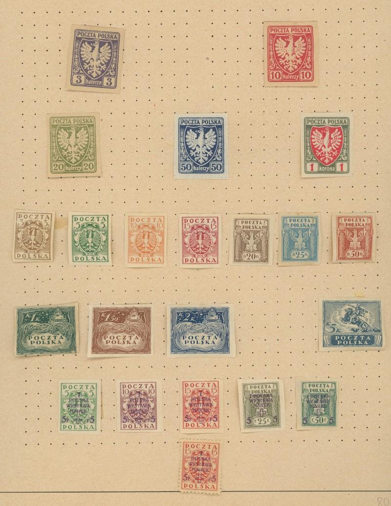 Lot 2358 - Polen (Michel)  -  Skanfil Auksjoner AS  Public auction 211