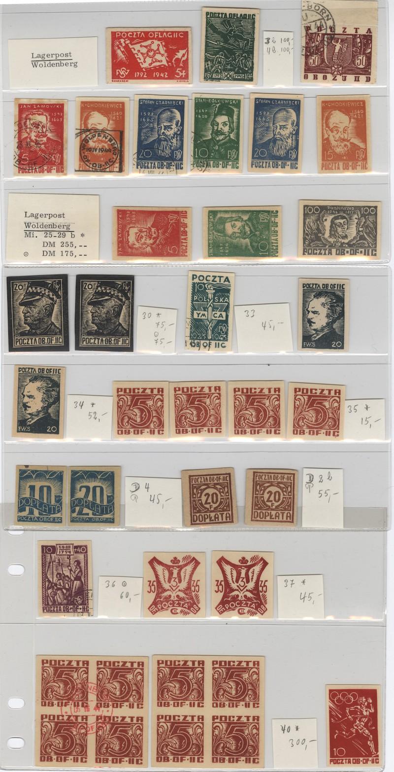 Lot 2359 - Polen (Michel)  -  Skanfil Auksjoner AS  Public auction 211