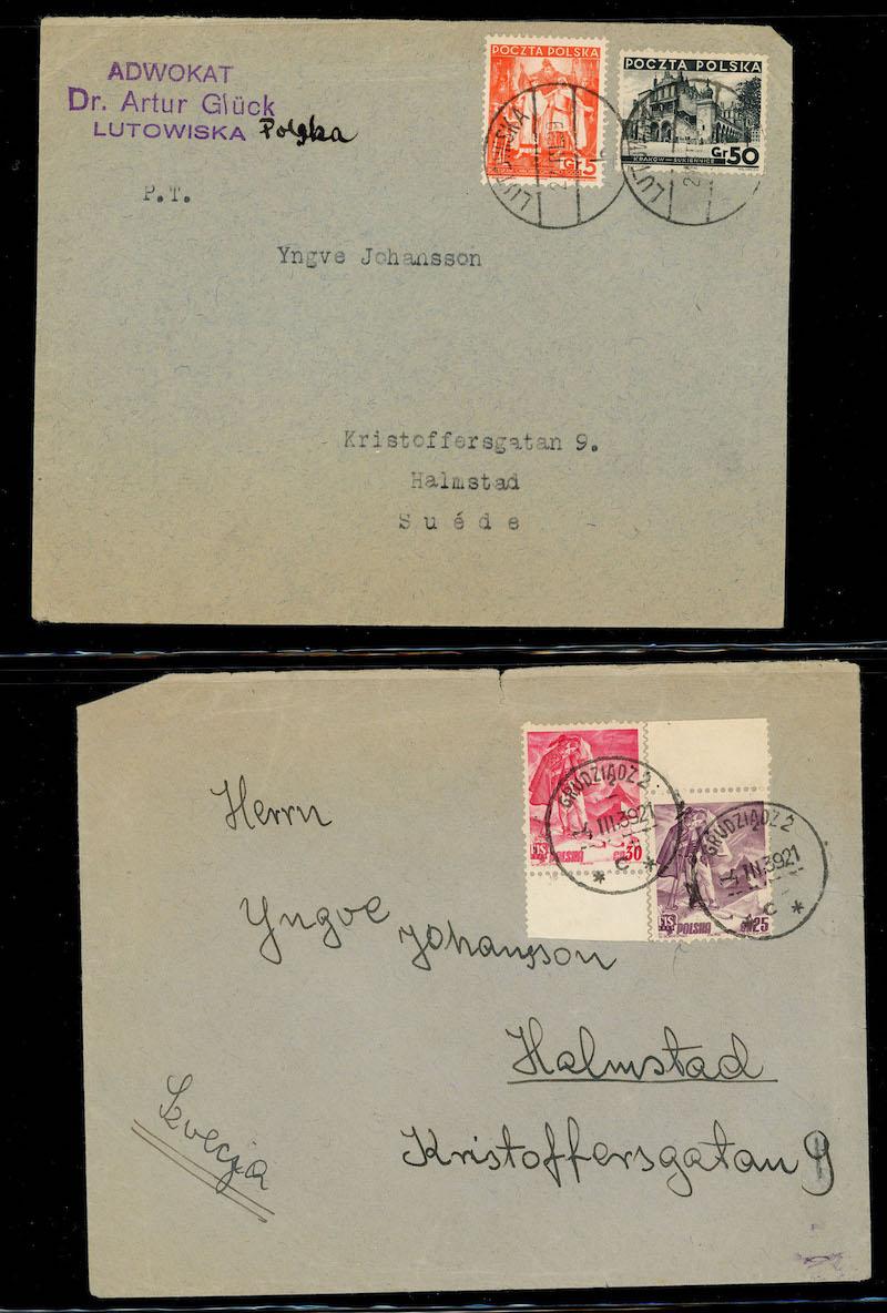 Lot 2360 - Polen (Michel)  -  Skanfil Auksjoner AS  Public auction 211
