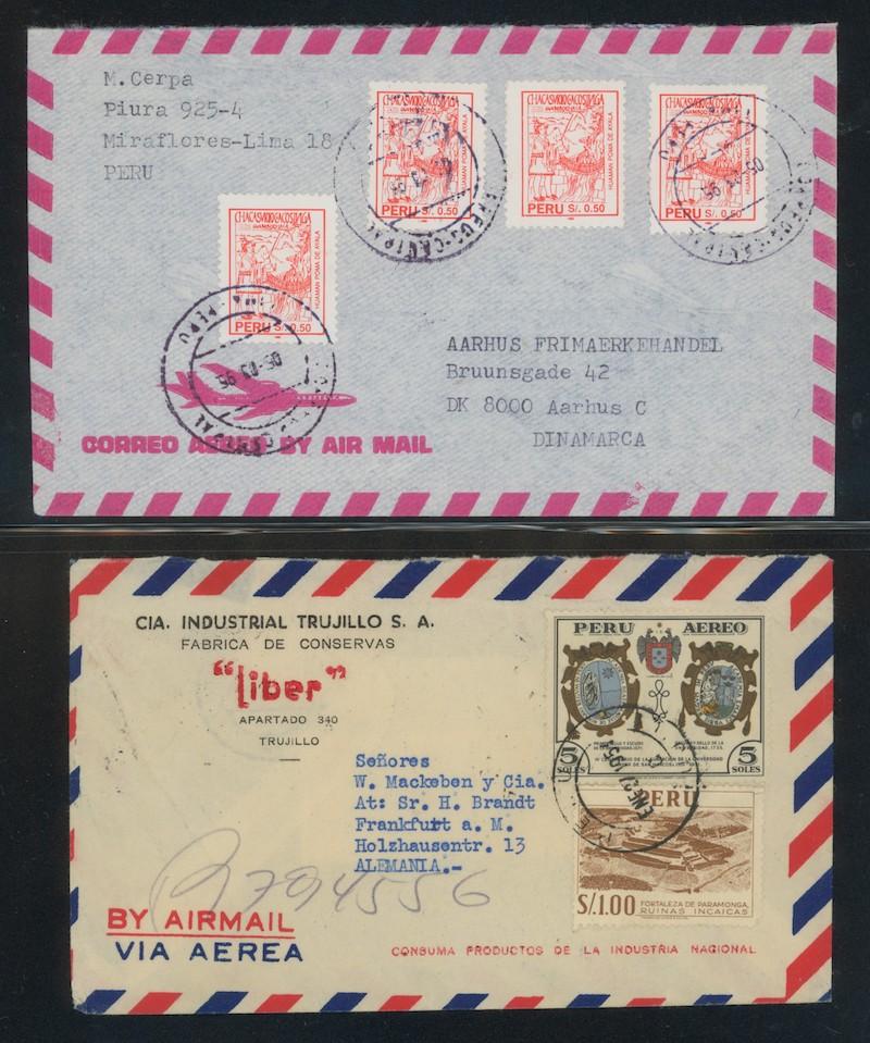 Lot 2587 - Sør- og Mellomamerika, Karibia (Michel)  -  Skanfil Auksjoner AS  Public auction 211