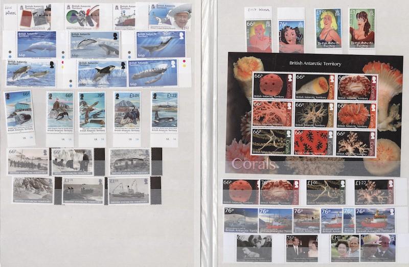 Lot 2637 - Falklandsøyene og øvrig britisk Antarktis  -  Skanfil Auksjoner AS  Public auction 211