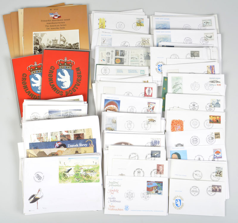 Lot 2729 - Realisasjonslotter - Frimerker (Verden)  -  Skanfil Auksjoner AS  Public auction 211