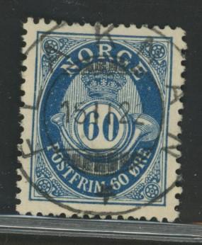 Lot 3506 - Pene stempler NK 96-329  -  Skanfil Auksjoner AS  Public auction 211