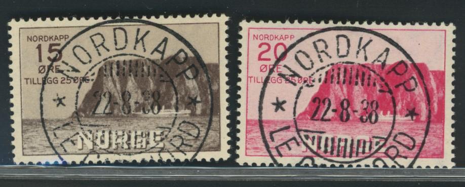 Lot 3520 - Pene stempler NK 96-329  -  Skanfil Auksjoner AS  Public auction 211
