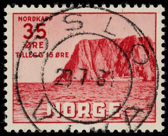 Lot 3573 - Pene stempler NK 330-478  -  Skanfil Auksjoner AS  Public auction 211