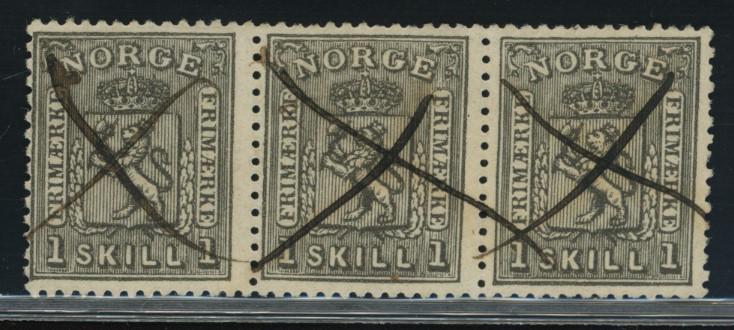 Lot 3818 - Skilling våpen 1867  -  Skanfil Auksjoner AS  Public auction 211