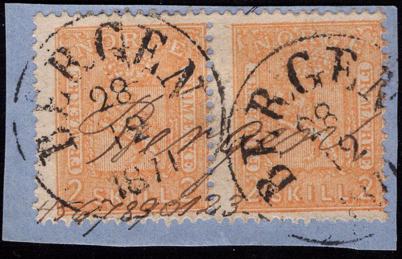 Lot 3824 - Skilling våpen 1867  -  Skanfil Auksjoner AS  Public auction 211