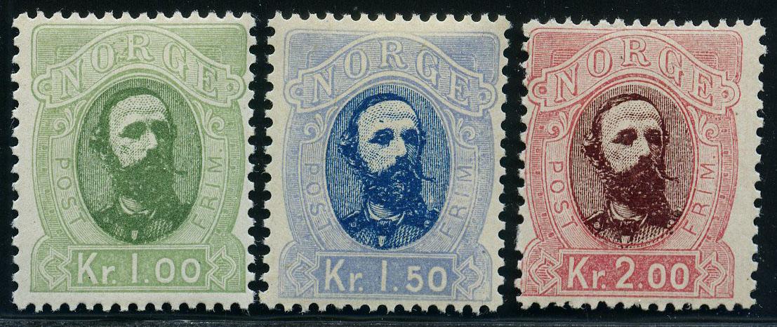 Lot 3930 - Krone Oscar  -  Skanfil Auksjoner AS  Public auction 211